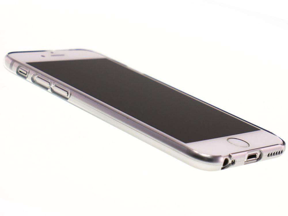 Jacket Set for iPhone 6s Plus/6 Plus Gradation Silver front side