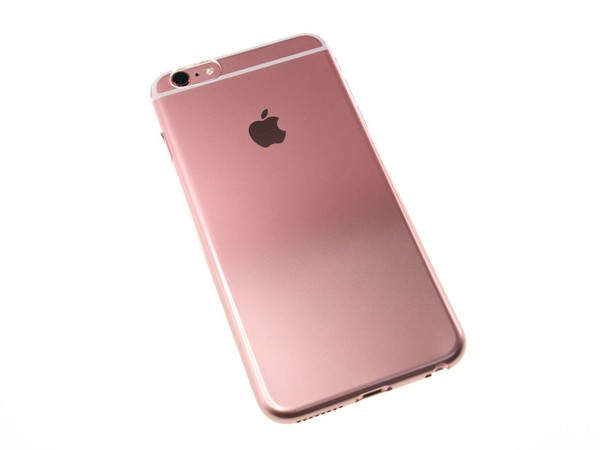 Air Jacket for iPhone 6s Plus/6 Plus Gradation Rose Gold back