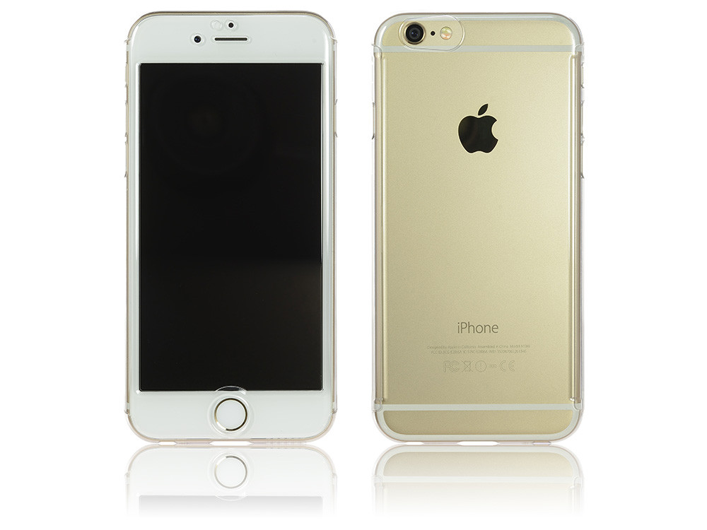 Full Cover and Glass Film for iPhone 6s/6 front and back