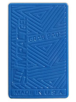 Impact Gel Grab Pad mobile iPhone holder Blue
