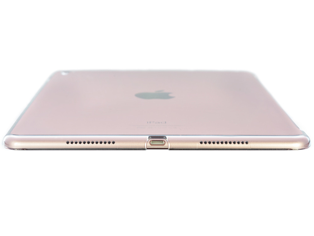 Air Jacket for iPad Pro 9.7 inch - Clear- back