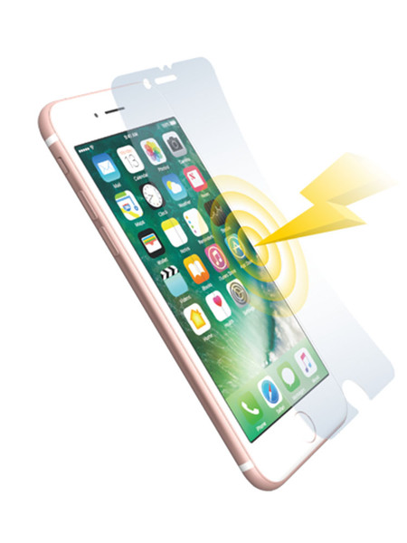 Shock-absorbing AFP Crystal Film Set for iPhone 7