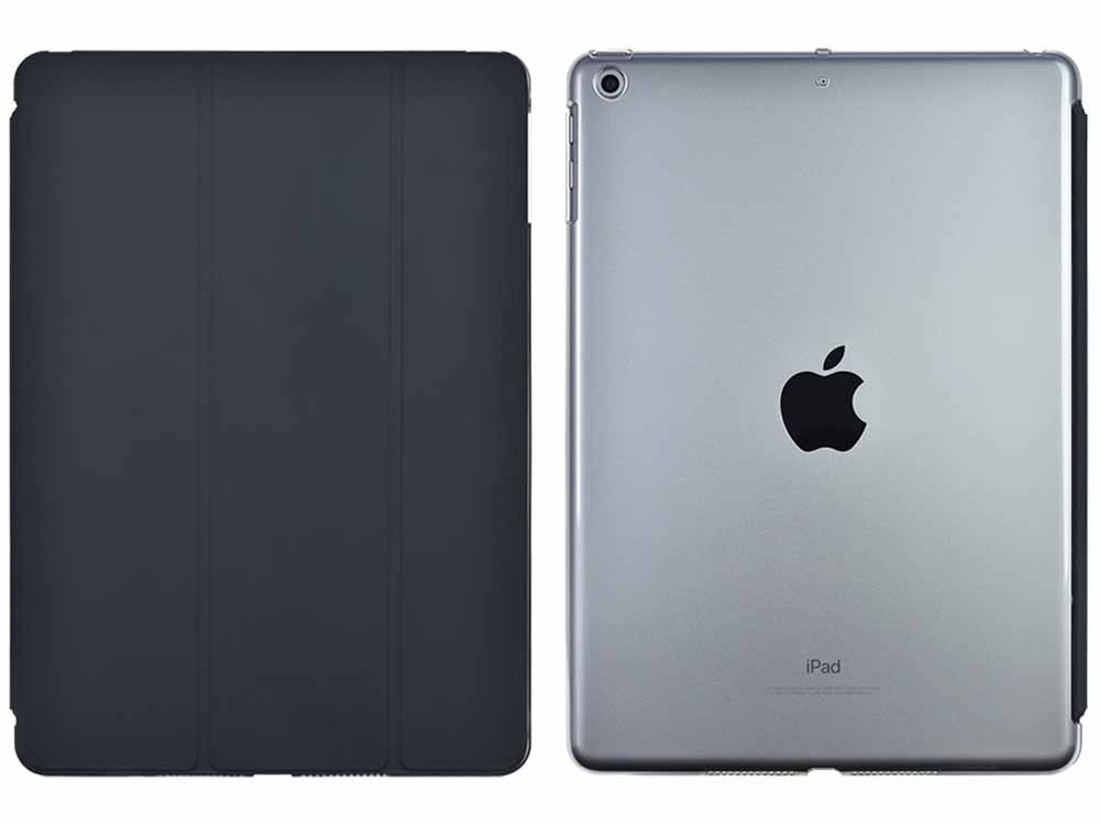 Air Jacket for iPad 9.7-inch 2017 Clear front and back