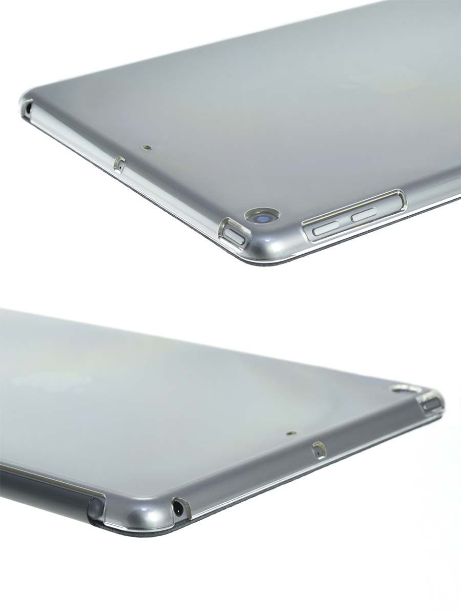 Air Jacket for iPad 9.7-inch 2017 Clear close up