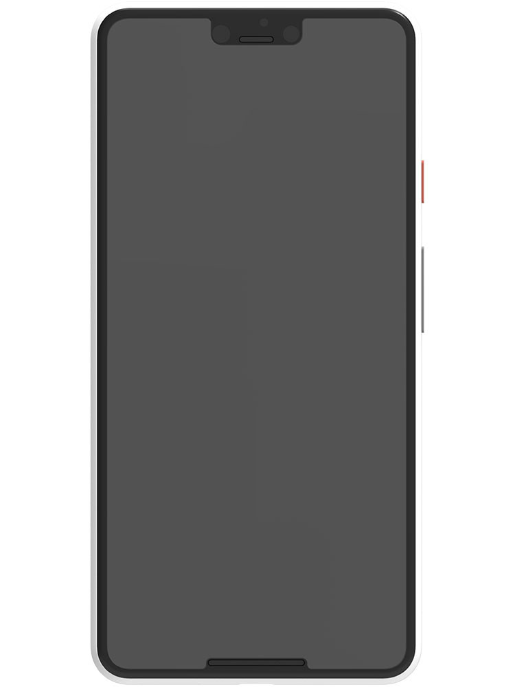Crystal Film on Pixel 3 XL