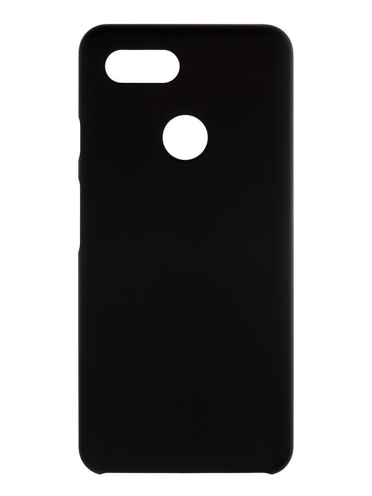 Air Jacket for Pixel 3 Rubber Black back