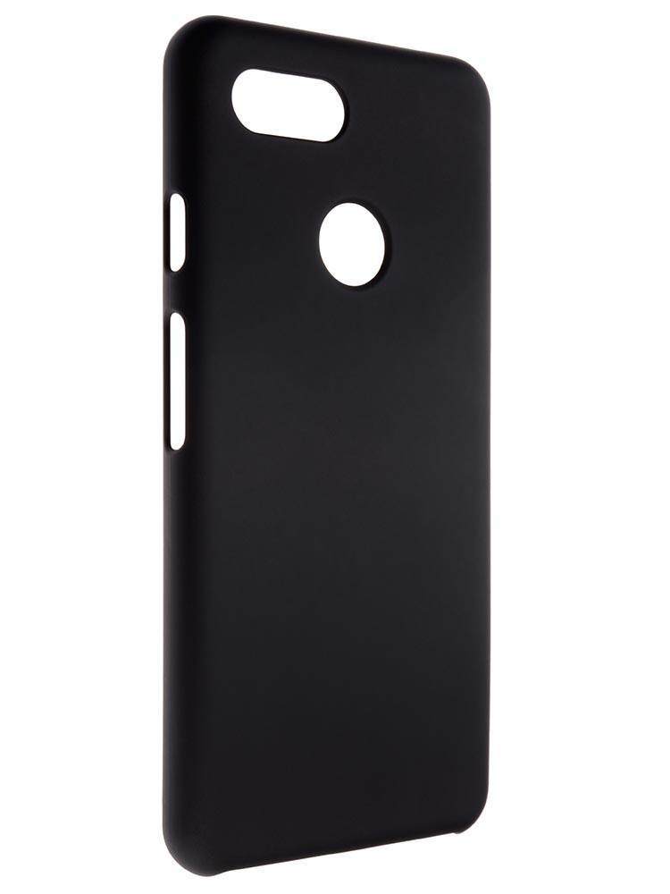Air Jacket for Pixel 3 Rubber Black