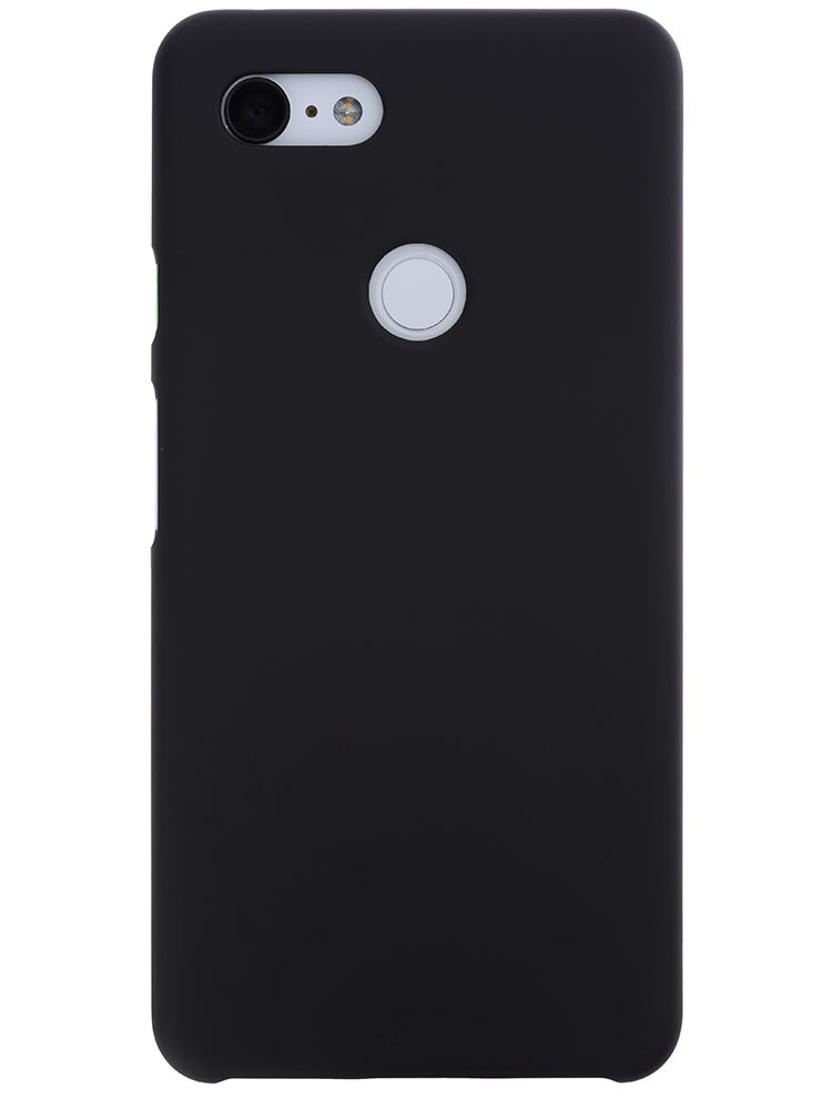 Air Jacket for Pixel 3 XL Rubber Black