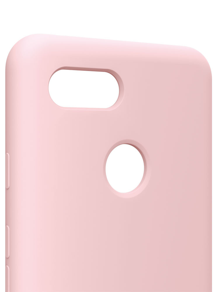 Silicone Jacket for Pixel 3 Peach