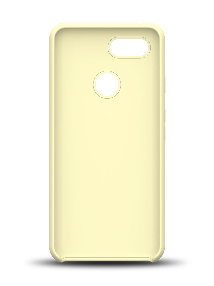 Silicone Jacket for Pixel 3 Pineapple