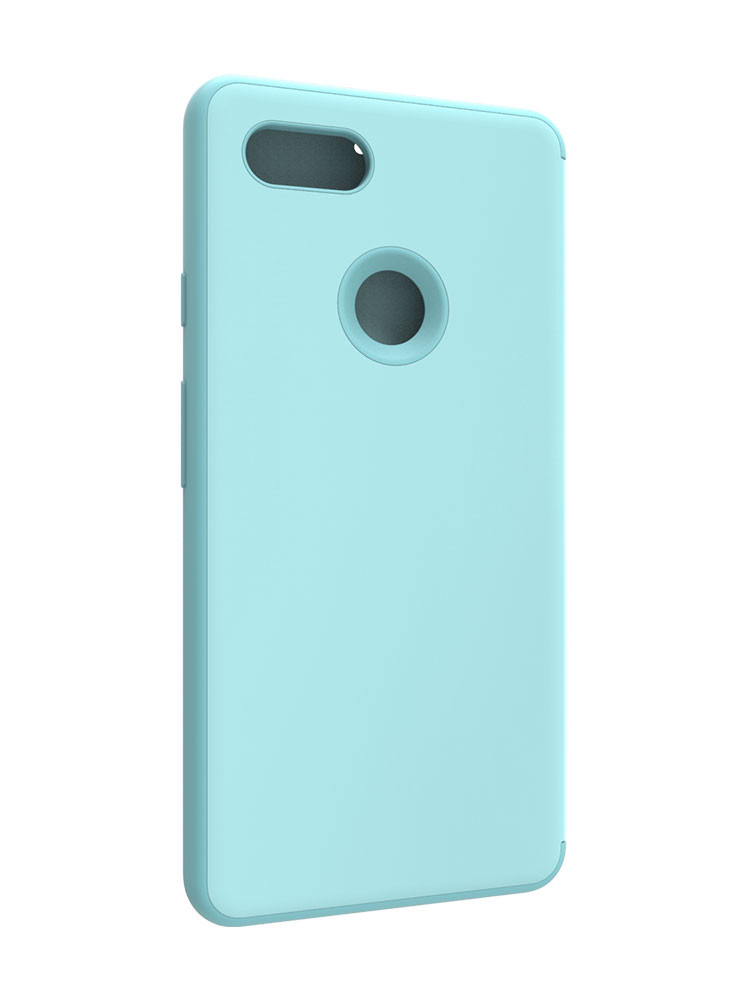 Air Jacket Luxe Flip for Pixel 3 Sea Glass