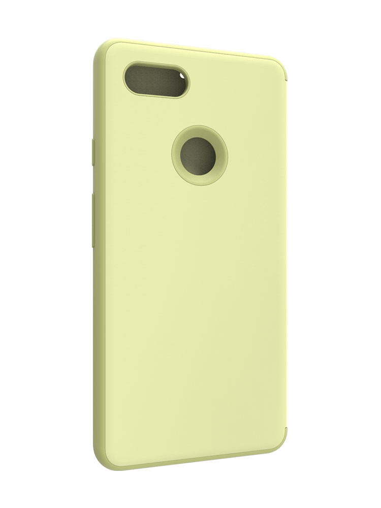 Air Jacket Luxe Flip for Pixel 3 Pineapple