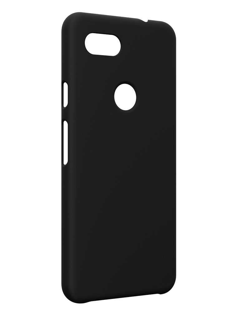 Air Jacket for Pixel 3a Rubber Black