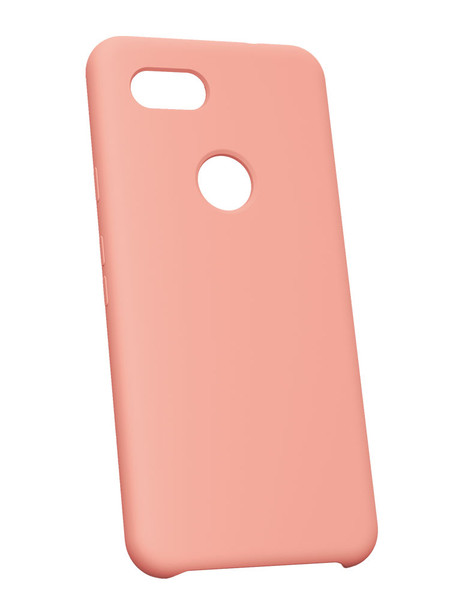 Silicone Jacket for Pixel 3a  Dark Melon