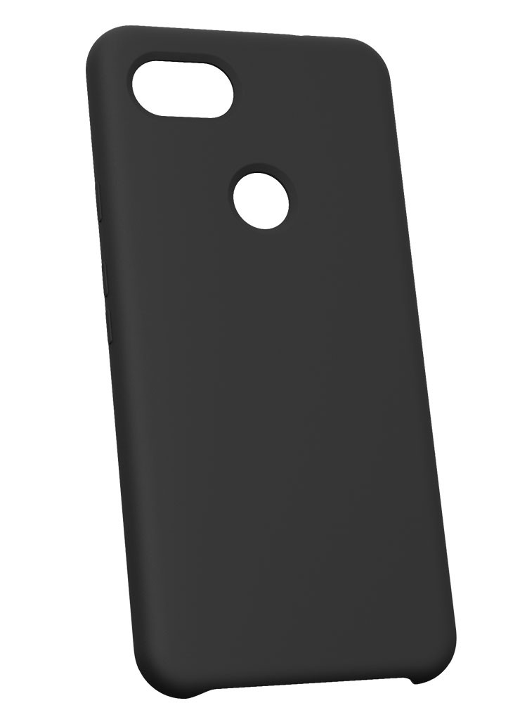 Silicone Jacket for Pixel 3a XL Dark Anthracite