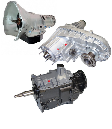 TRANSMISSION / TRANSFER CASE