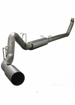 EXHAUST SYSTEM / COMPONENTS