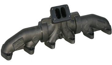 PDI 346312V T3 EXHAUST MANIFOLD 3 PIECE (94-98 12V DODGE)