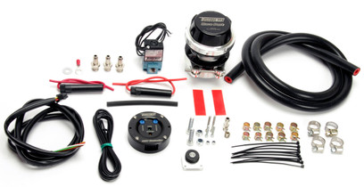 TURBOSMART TS-0304-1002 BOV CONTROLLER KIT - RACE PORT BOV - BLACK