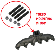 CPP TURBO TO MANIFOLD MOUNTING STUDS