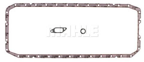 MAHLE OS32381 ENGINE OIL PAN GASKET SET 2007.5-2018 DODGE 6.7L CUMMINS