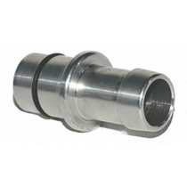 "STAINLESS DIESEL,  AL-BLK-DR, OIL DRAIN FITTING 3/4"" WITH O-RING"