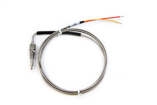 BULLY DOG TECHNOLOGIES 40387 Pyrometer Probe for Sensor Dock 5 Foot 2 Wire Connection