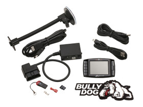 BULLY DOG TECHNOLOGIES 40410 Triple Dog Gauge Tuner 50-State GT Gas