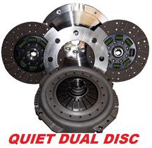VALAIR QG56DDSN-ORG DUAL DISC ORGANIC FACINGS (05-12 CUMMINS G56)