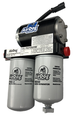 AIRDOG A4SPBF173 150GPH AIR/FUEL SEPARATION SYSTEM 2008-2010 FORD 6.4L POWERSTROKE (MODERATE TO EXTREME)
