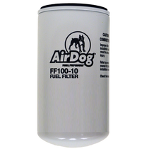 AIRDOG FF100-10 REPLACEMENT FUEL FILTER (10 MICRON) FOR USE ON AIRDOG AIR/FUEL SEPARATION SYSTEMS