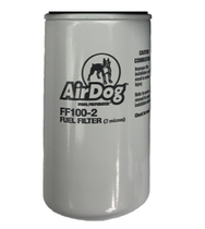 AIRDOG FF100-2 REPLACEMENT FUEL FILTER (2 MICRON) FOR USE ON AIRDOG AIR/FUEL SEPARATION SYSTEMS