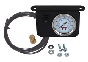 KLEINN HORNS 1301 Panel Gauge w/ Switch