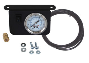 KLEINN HORNS 1304 Panel Gauge w/ Switch