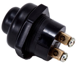 KLEINN HORNS 318BK Black Push Button