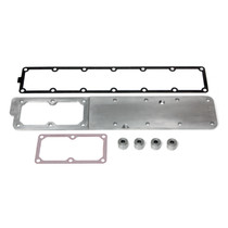 BANKS 42712 Billet Heater Delete Kit 07.5-12 Dodge/Ram 6.7L 2500/3500