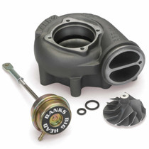 BANKS 24458 Turbo Upgrade Kit 99.5-03 Ford 7.3L Big-Head Wastegate Compressor Wheel Quick Turbo