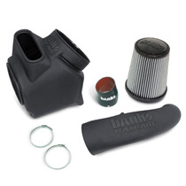 BANKS 42249-D Ram-Air Cold-Air Intake System, Dry Filter for use with 2017-Present Chevy/GMC 2500 L5P 6.6L