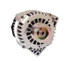 D&W DIESEL  Alternator GMC Duramax 6.6L 2001-2005 Engine