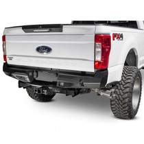 ADD OFFROAD R161021280103 STEALTH FIGHTER REAR BUMPER 2017-2020 FORD F-250/350 SUPER DUTY (WITHOUT BACKUP SENSORS)
