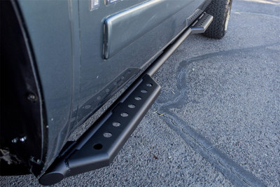 ADD OFFROAD S30179NA01NA 2003-2016 CHEVY SILVERADO 1500/2500 (4 DR) STEALTH SIDE STEP IN HAMMER BLACK