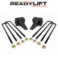 """READYLIFT 66-2024  4"""" REAR BLOCK KIT - FORD SUPER DUTY (1-PC DRIVE SHAFT ONLY) 2011-2016"""