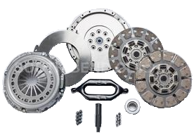 SOUTH BEND SDD3250-6 MULTI FRICTION DUAL DISC **TOW (00.5-05 DODGE)
