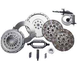 SOUTH BEND SDD3250-GK FRICTION DUAL DISC *INCLUDES HYDRAULICS*(05.5+ CUMMINS)