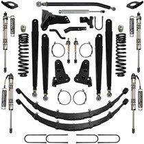 PURE PERFORMANCE F2CS6005-S4 6.0 Inch Chase Series Suspension System Stage 4 17-Pres F250, F350 4x4 Front/Rear