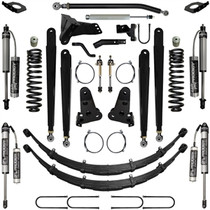 PURE PERFORMANCE F2CS6005-S3 6.0 Inch Chase Series Suspension System Stage 3 17-Pres F250, F350 4x4 Front/Rear