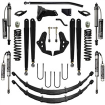 PURE PERFORMANCE F2CS6002-S3 6.0 Inch Chase Series Suspension System Stage 3 05-07 F250, F350 4x4 Front/Rear