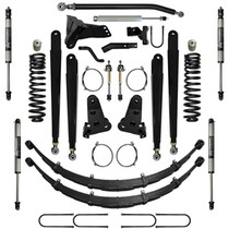PURE PERFORMANCE F2CS6005-S1 6.0 Inch Chase Series Suspension System Stage 1 17-Pres F250, F350 4x4 Front/Rear