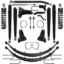 PURE PERFORMANCE F2CS6005 6.0 Inch Chase Series Suspension System 17-Pres F250, F350 4x4 Front/Rear