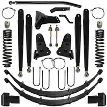 PURE PERFORMANCE F2CS6004 6.0 Inch Chase Series Suspension System 11-16 F250, F350 4x4 Front/Rear